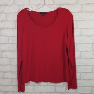 Eileen fisher long sleeve top size XS